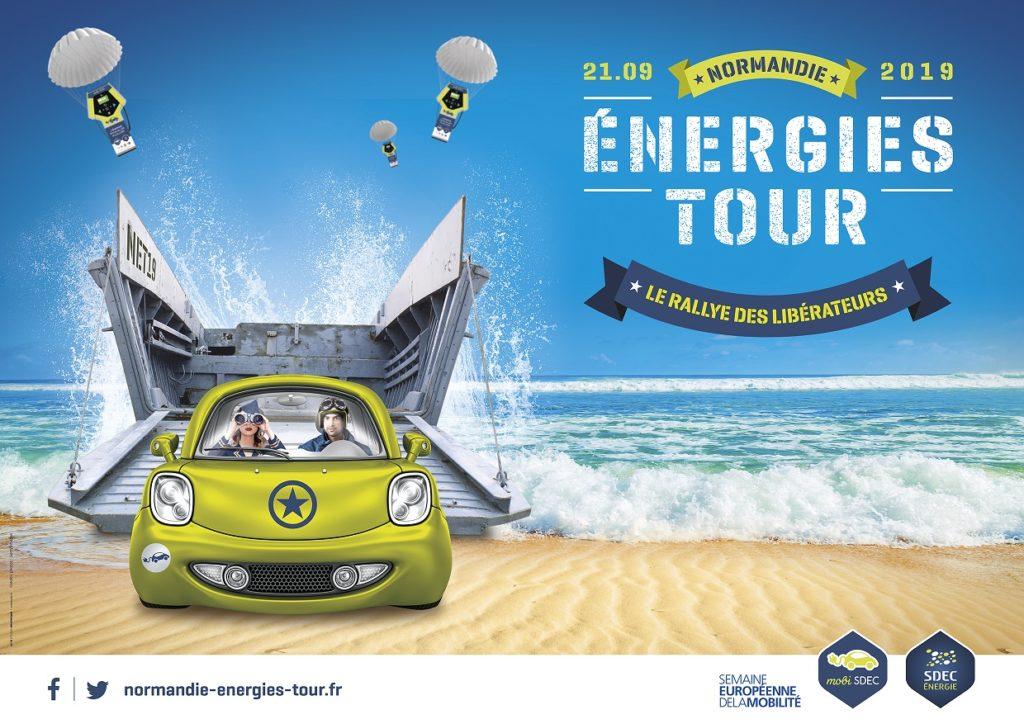 Normandie Energies Tour - Le Rallye des Libérateurs le samedi 21 septembre 2019